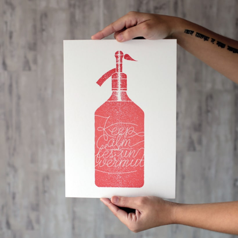 Express Yourself - Letterpress  & Lettering Exhibition 14