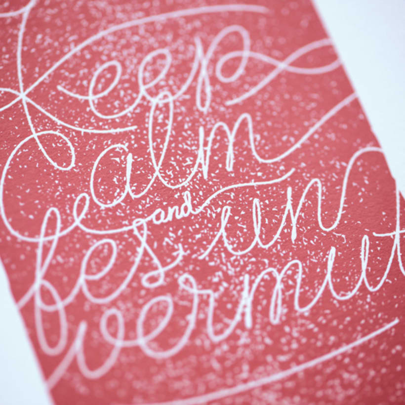 Express Yourself - Letterpress  & Lettering Exhibition 15