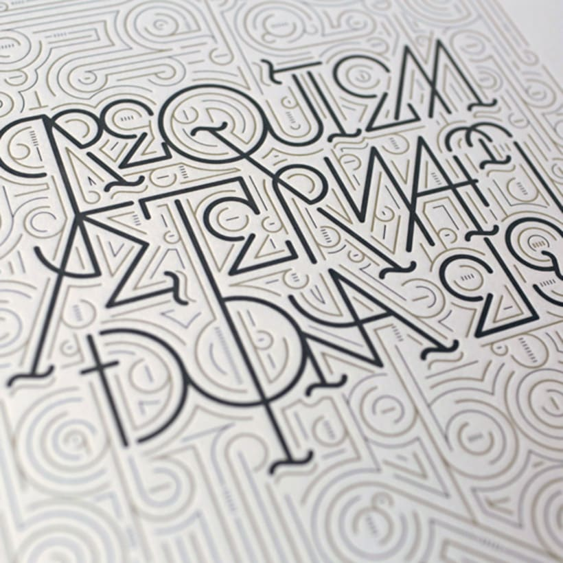 Express Yourself - Letterpress  & Lettering Exhibition 26