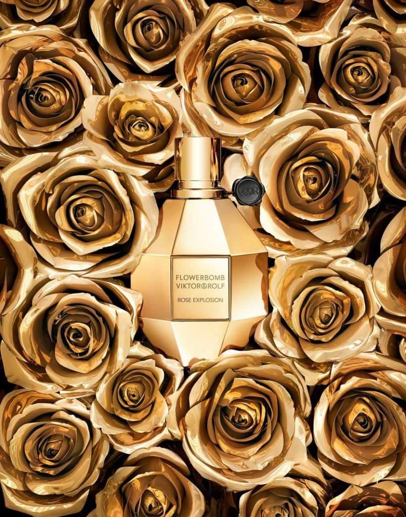 V&R Flowerbomb Gold 0