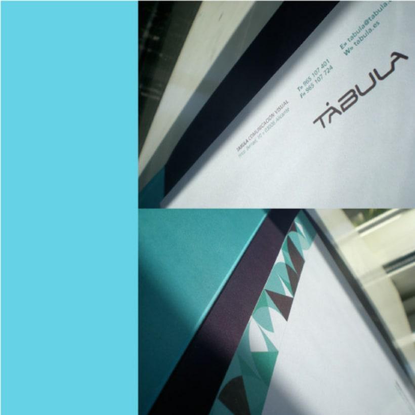Tabula | rebranding + aplicaciones. -1