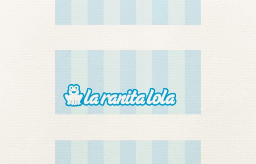 La ranita Lola | dirección de arte + identidad corporativa -1