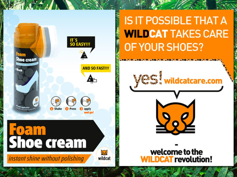 Wildcat | Branding, dirección de arte, catálogo de producto 2