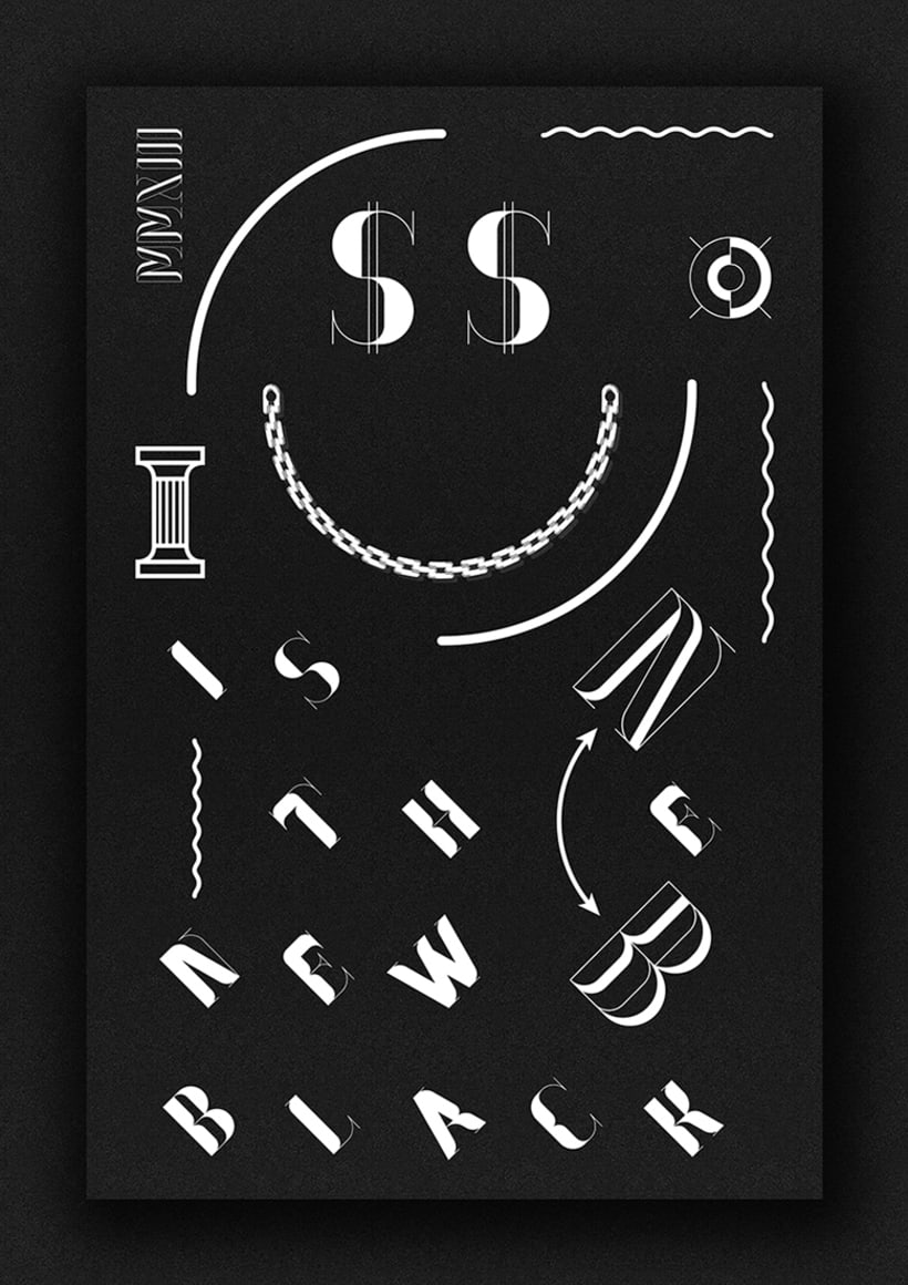 Nostalgia Typeface 6