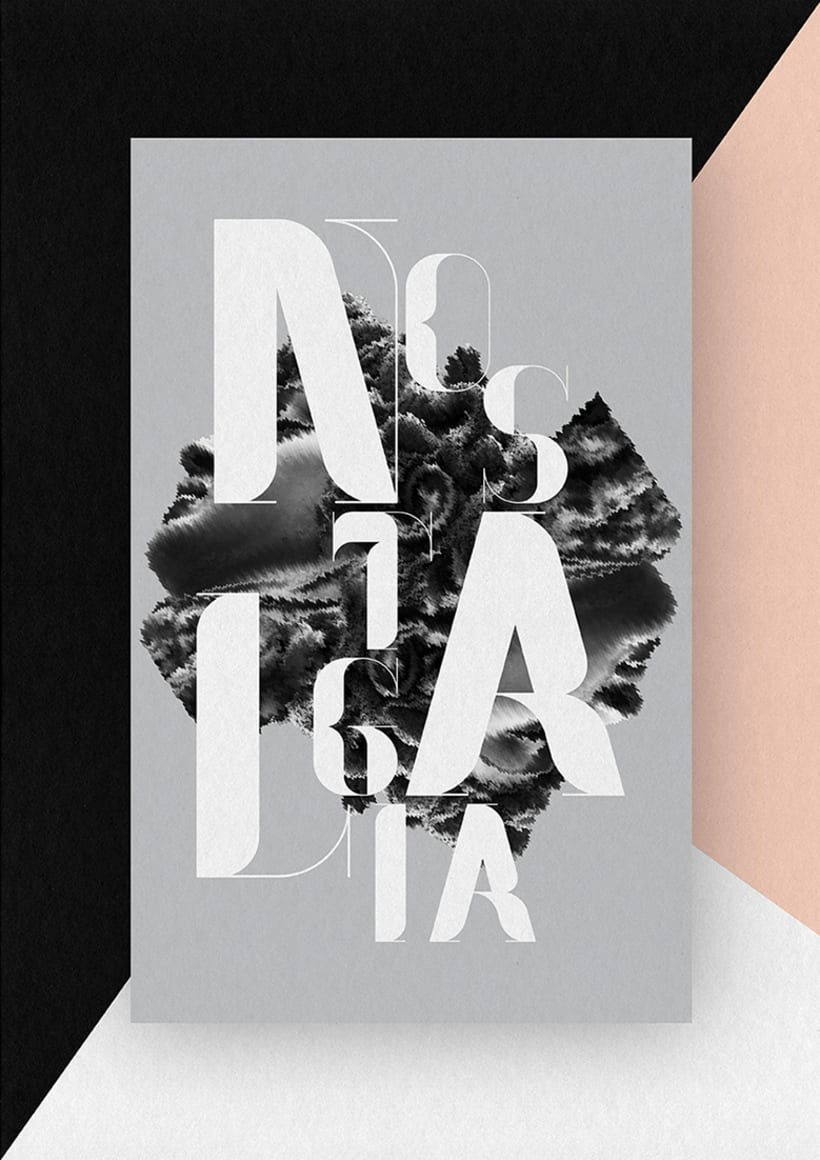 Nostalgia Typeface 0