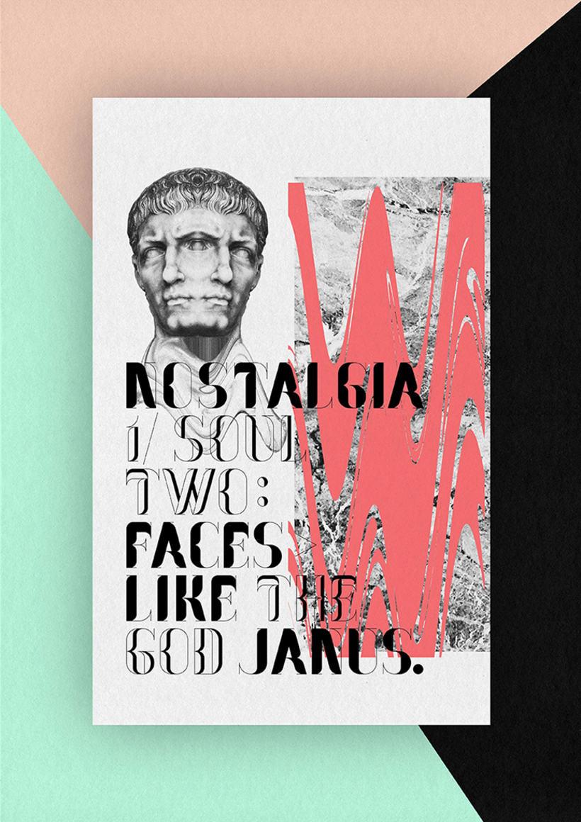 Nostalgia Typeface 1