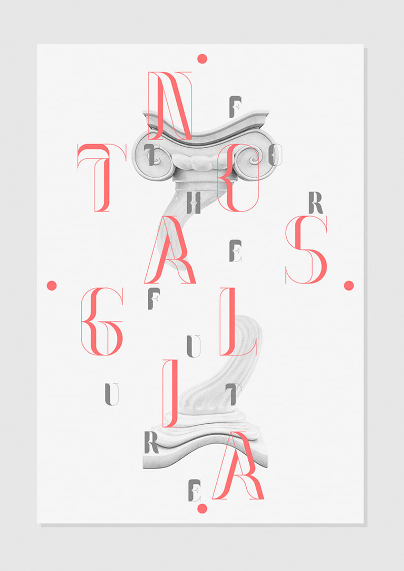 Nostalgia Typeface 4