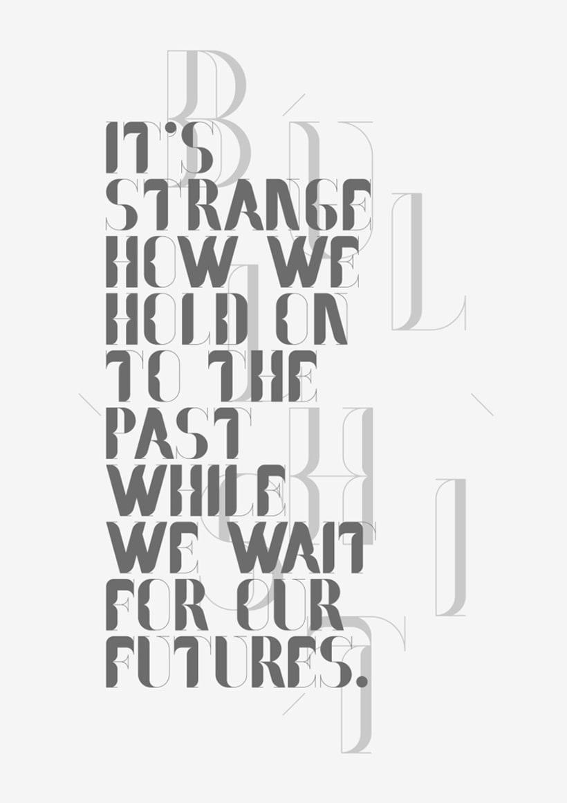 Nostalgia Typeface 10