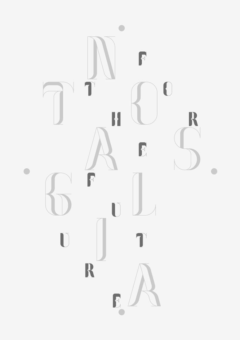 Nostalgia Typeface 11