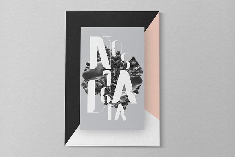 Nostalgia Typeface 13