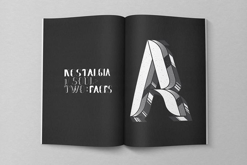 Nostalgia Typeface 14