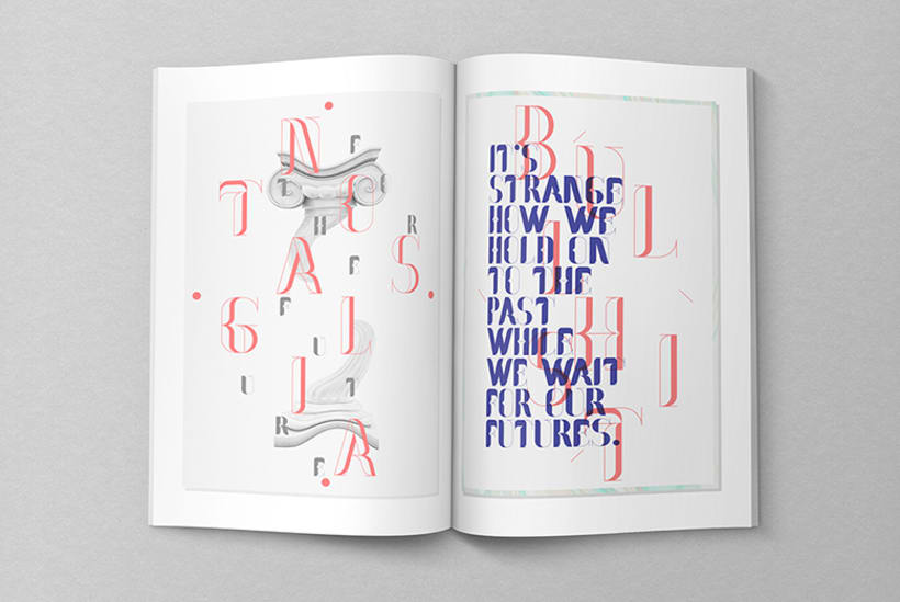 Nostalgia Typeface 16