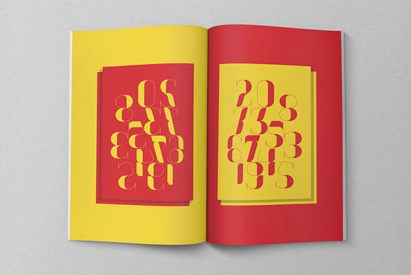 Nostalgia Typeface 18