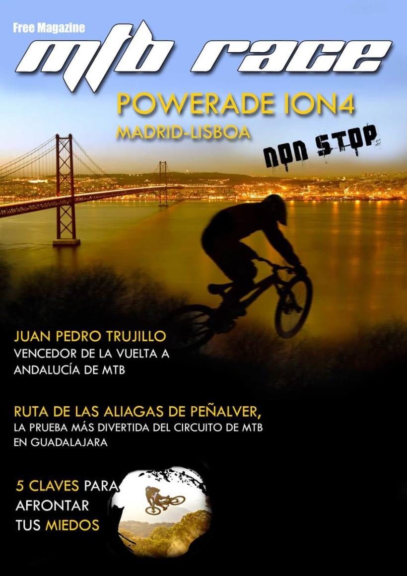 Proyectos Portadas MTB race 0