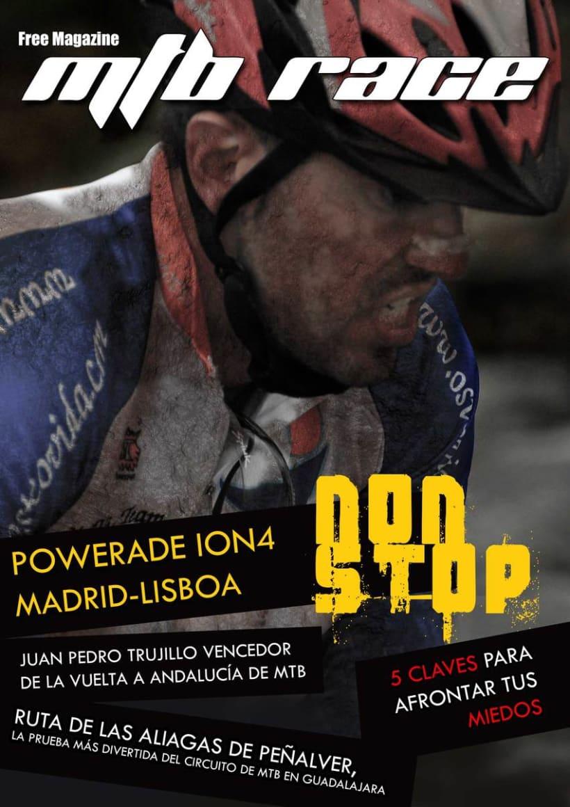 Proyectos Portadas MTB race 1