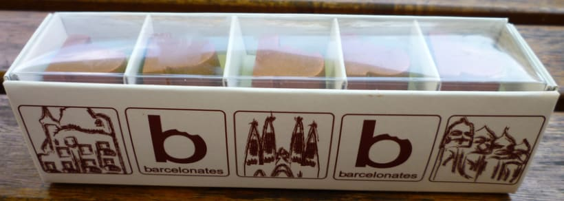 barcelonates - the chocolates of barcelona 2