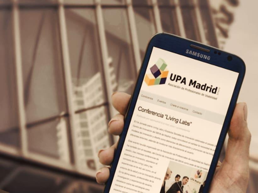 UPA Madrid 4