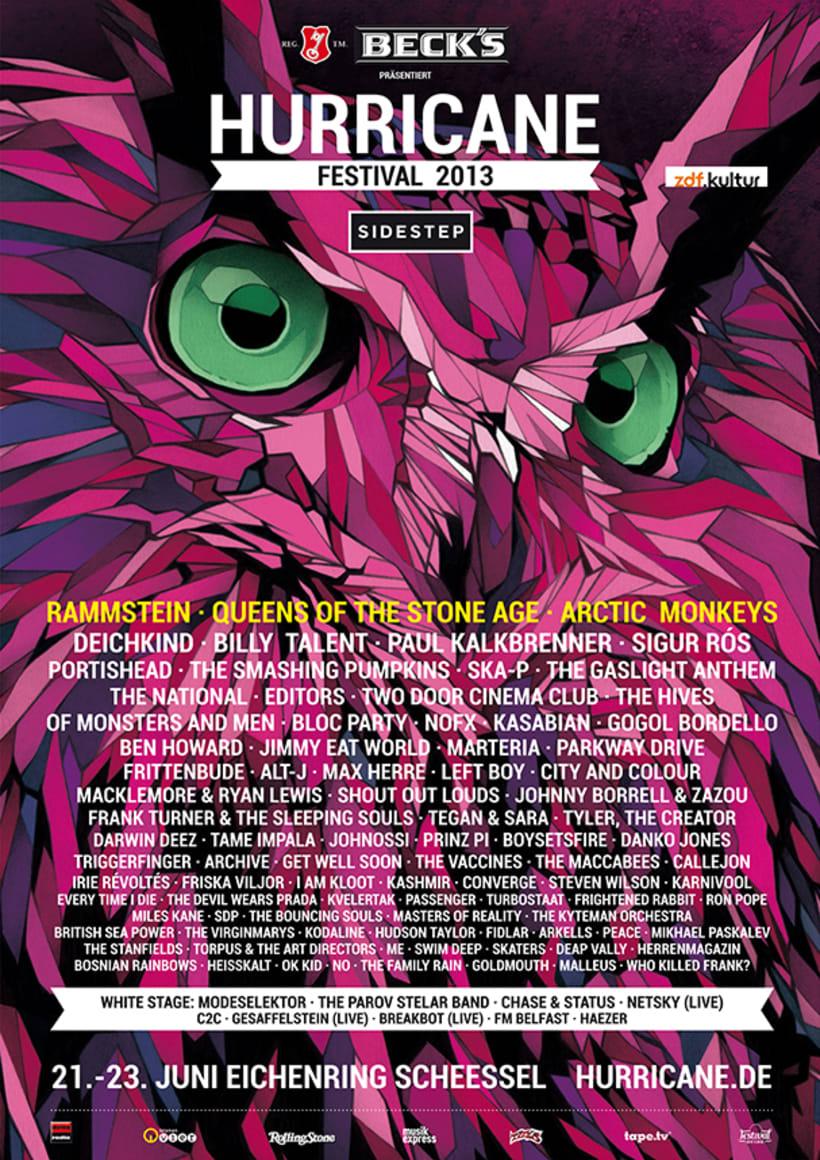 HURRICANE/SOUTHSIDE Fest. '13 11