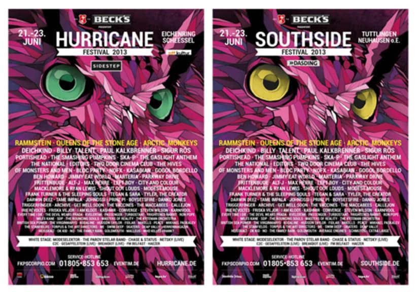 HURRICANE/SOUTHSIDE Fest. '13 12