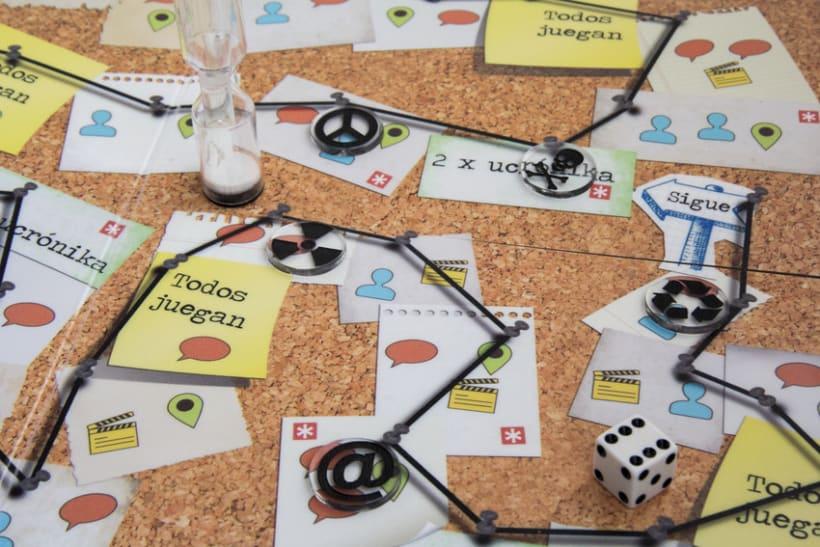 Ucrónika : juego de mesa narrativo. 1