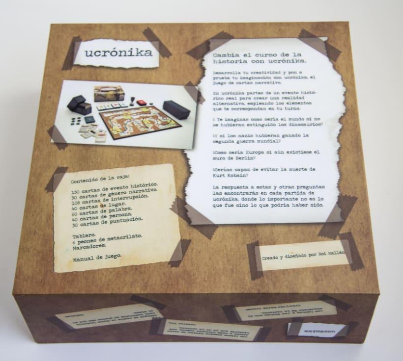 Ucrónika : juego de mesa narrativo. 6