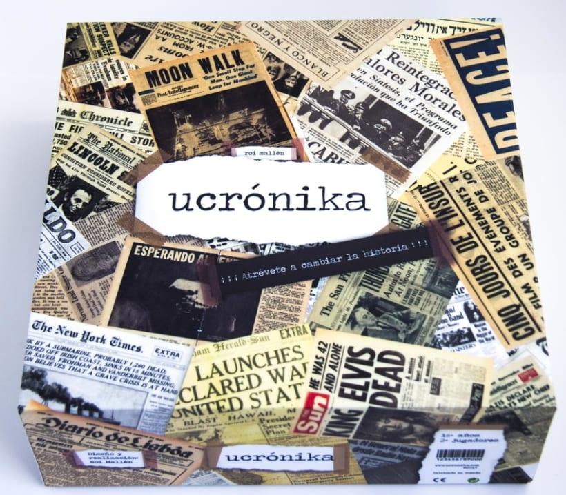 Ucrónika : juego de mesa narrativo. 4