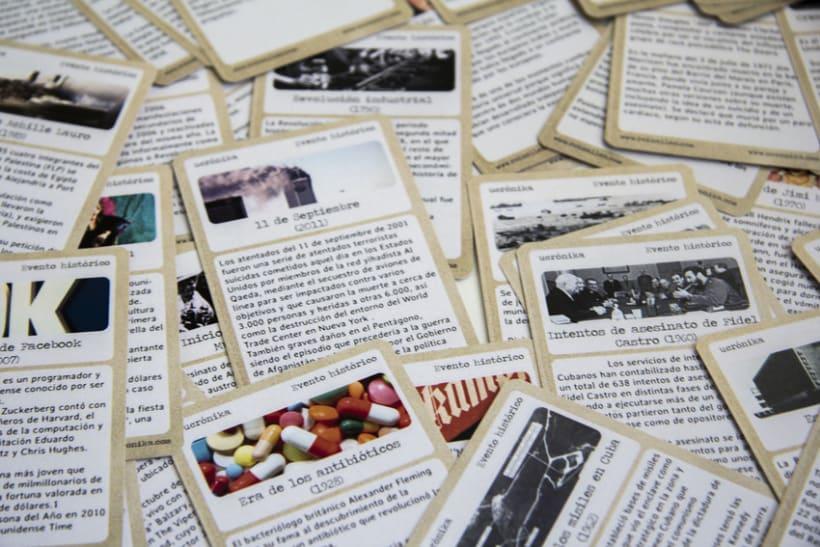 Ucrónika : juego de mesa narrativo. 9
