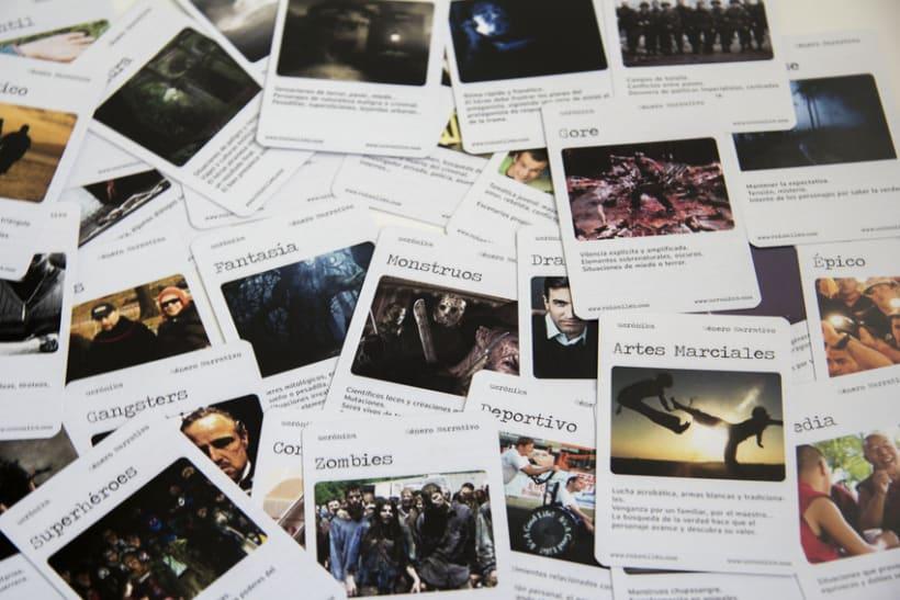 Ucrónika : juego de mesa narrativo. 10