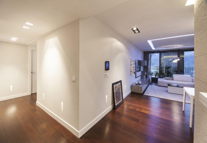 Diseño Interior vivienda M&P 2