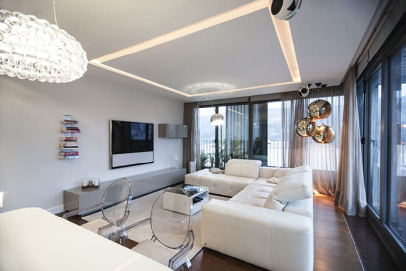 Diseño Interior vivienda M&P 4
