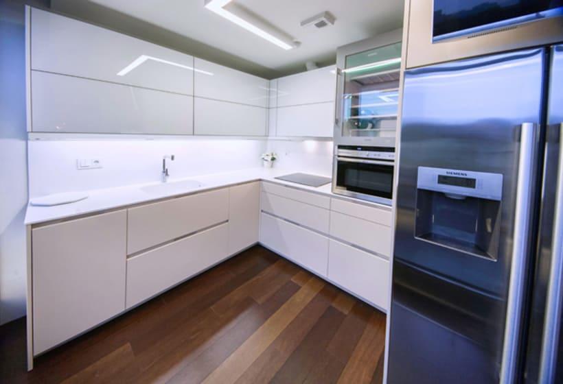 Diseño Interior vivienda M&P 5