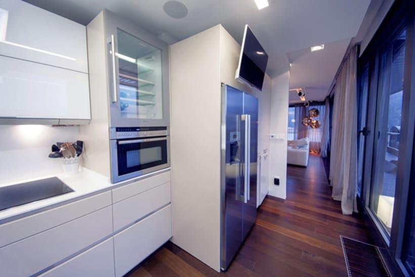 Diseño Interior vivienda M&P 6