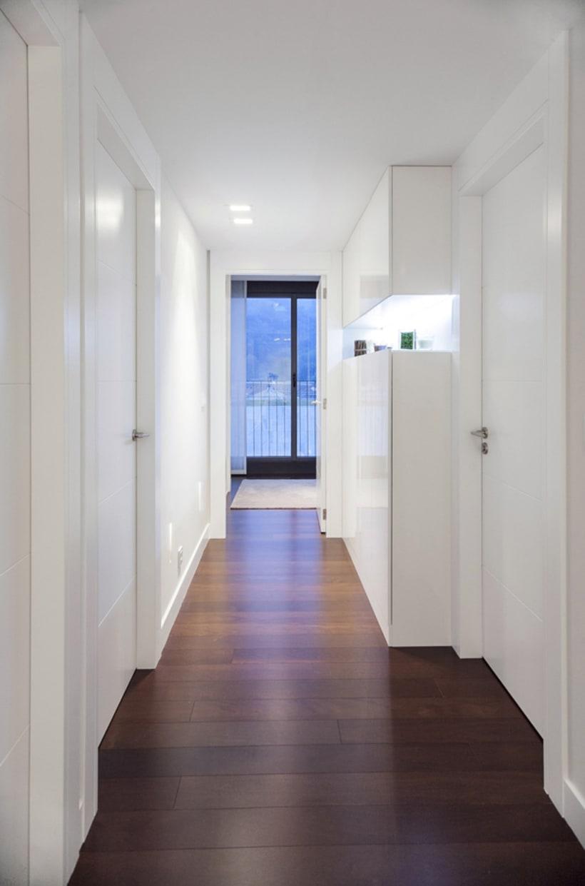 Diseño Interior vivienda M&P 7