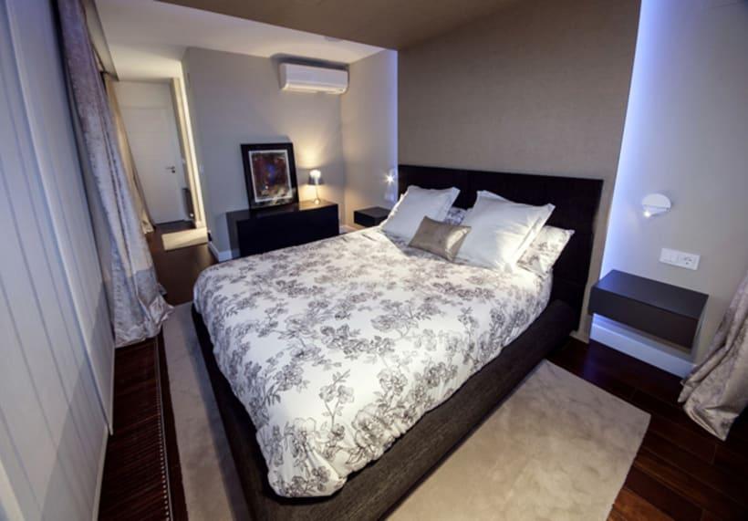 Diseño Interior vivienda M&P 12