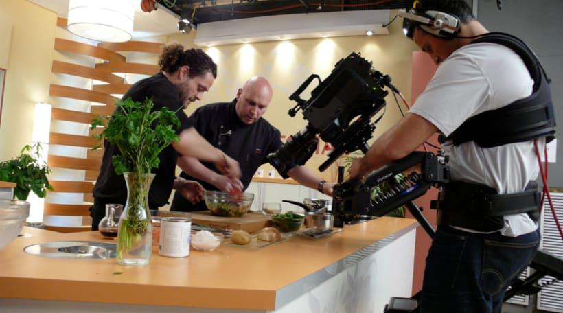 Programa de cocina en televisi n domestika for Programa para amueblar cocinas gratis