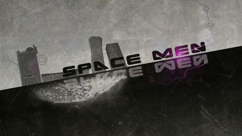 SPACE MEN la web serie que querrás ver  0