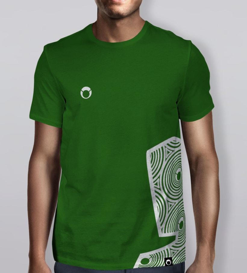 Camisetas Tenete Design 0