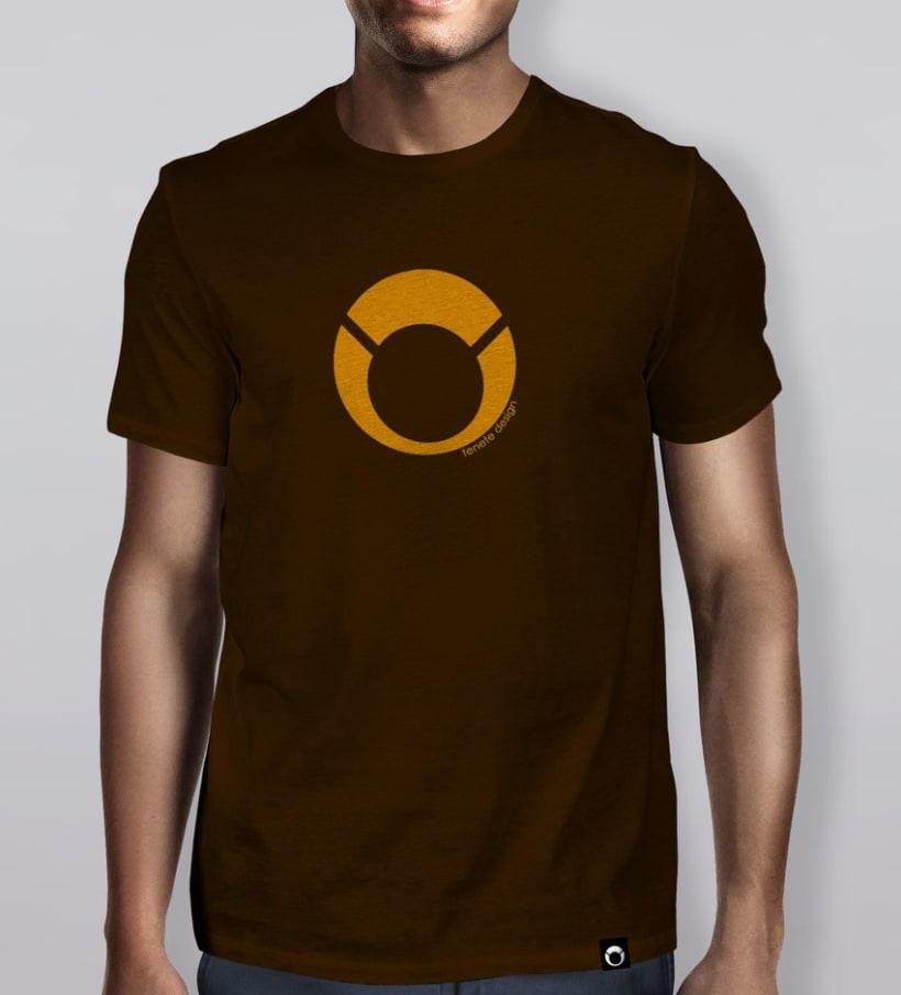 Camisetas Tenete Design 1