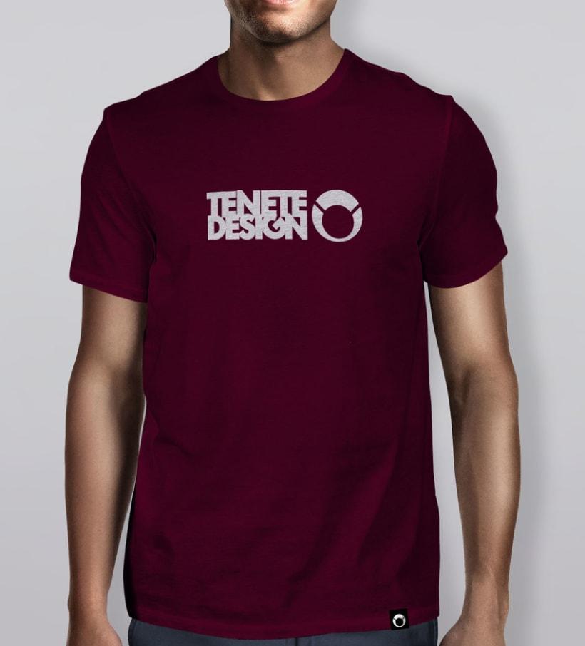 Camisetas Tenete Design 4
