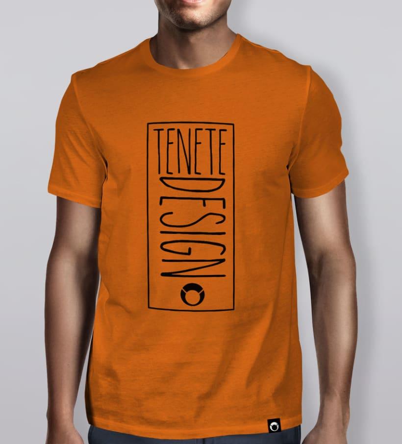 Camisetas Tenete Design 5