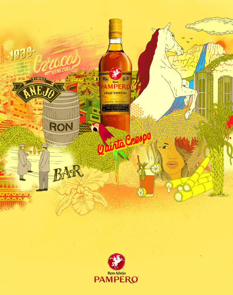 Ron Pampero © Diageo 2013 5