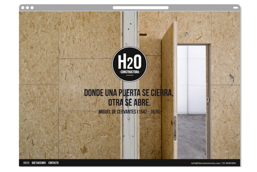 h2o Constructora 5