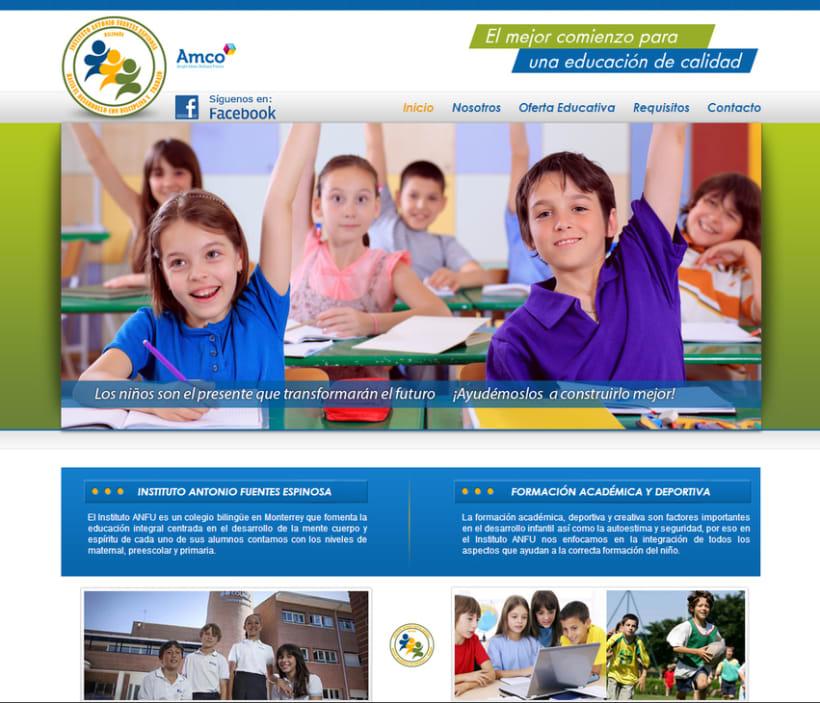 Instituto Antonio Fuentes Espinosa   ANFU 0