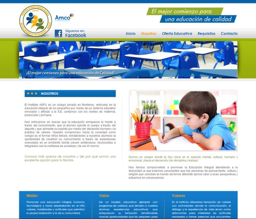 Instituto Antonio Fuentes Espinosa   ANFU 1