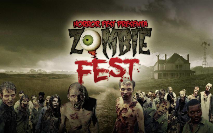 Zombie Fest Monterrey 0