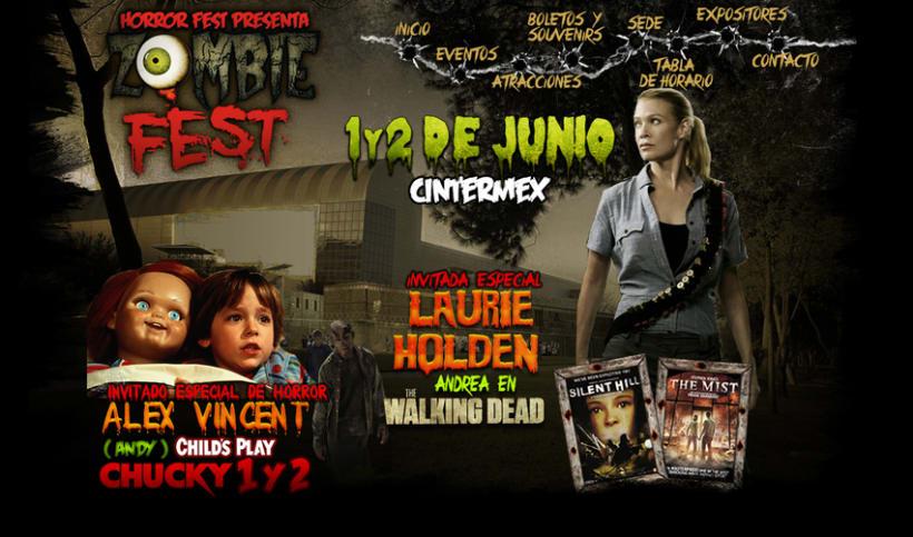 Zombie Fest Monterrey 1