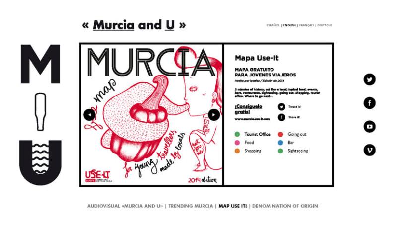 Murcia and U 22