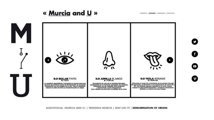 Murcia and U 27