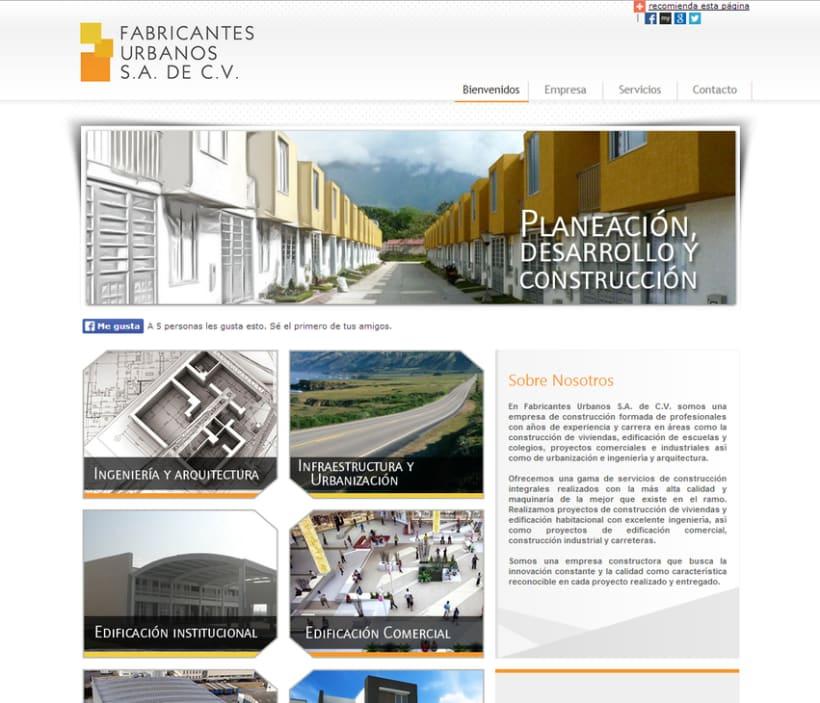 Fabricantes Urbanos S.A. de C.V. 0