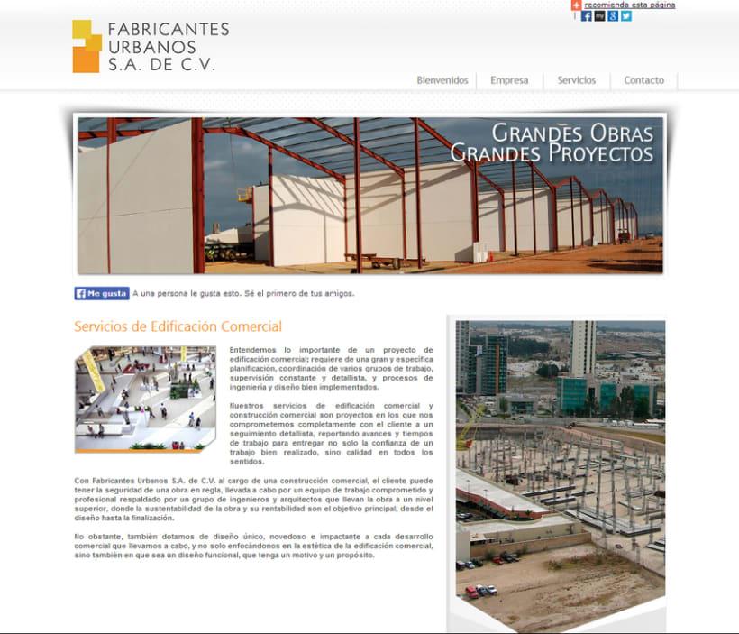 Fabricantes Urbanos S.A. de C.V. 1